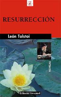 Portada del libro Resurrección para descargar en epub y pdf gratis
