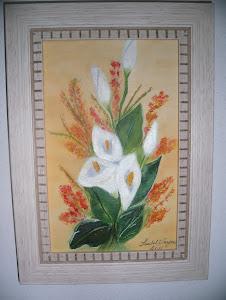 Pinturas em casa