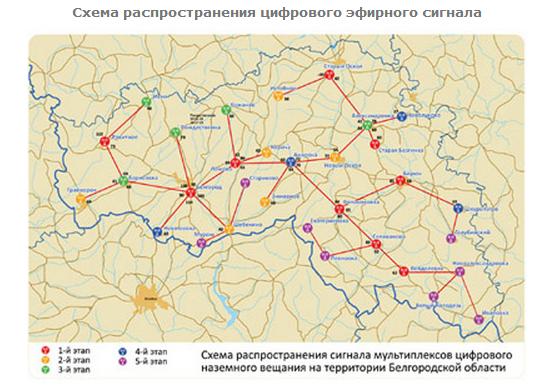 карта цифровых ретросляторов тверской области можете пойти