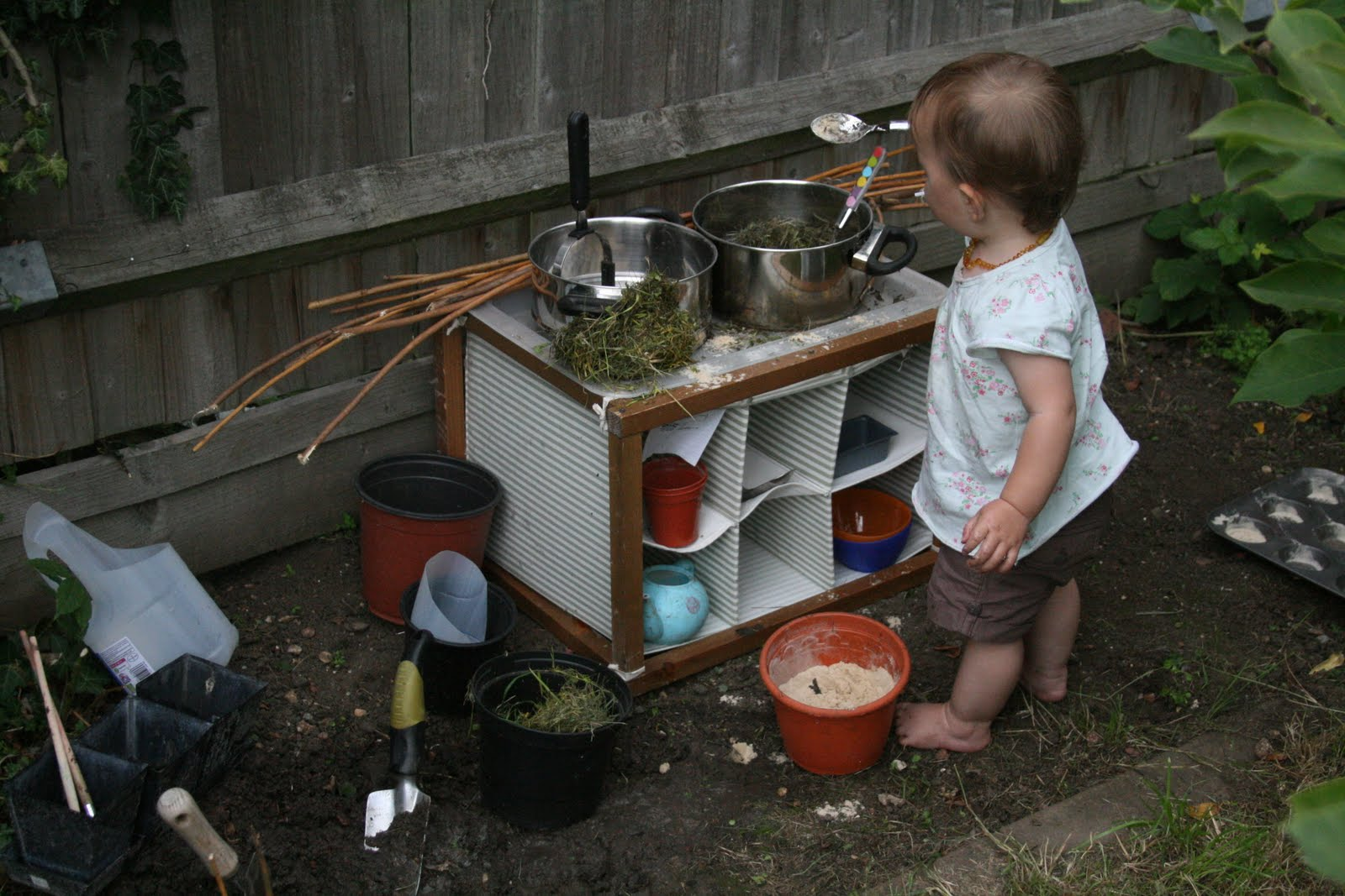 Mud Kitchen Ideas Eyfs.Outdoor Concoctions Kitchen The Imagination Tree