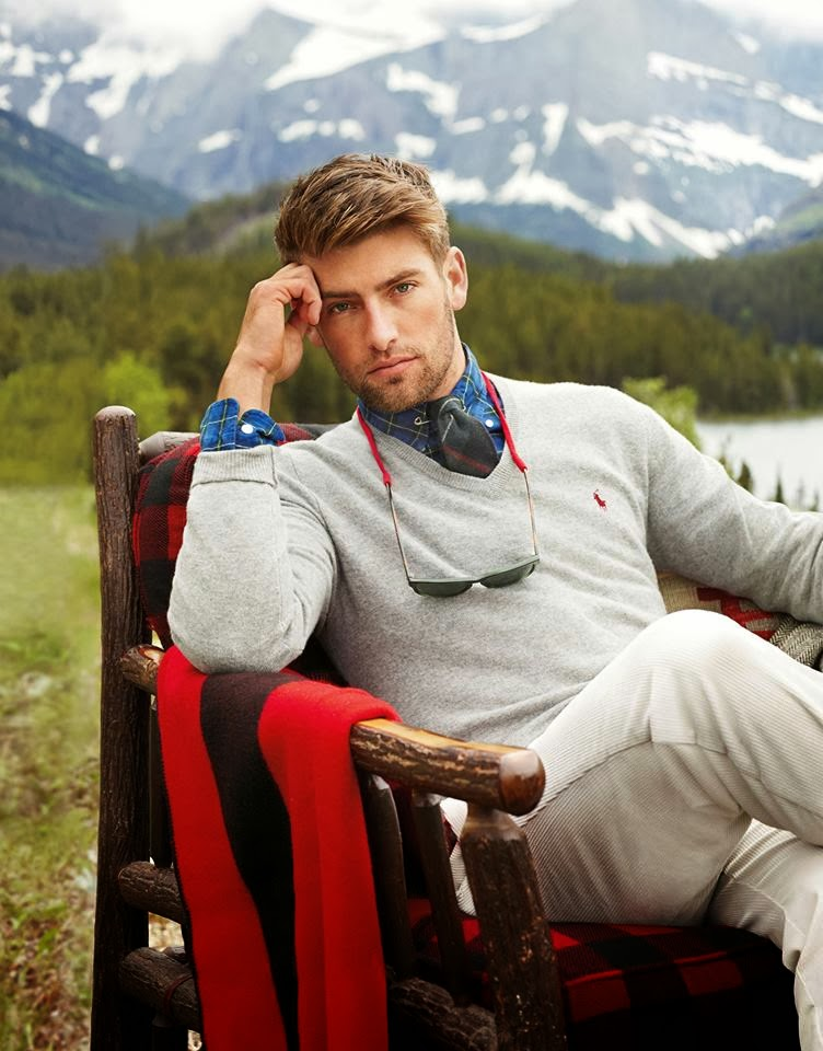 Polo Mens wear Winter 2014-2015 Collection. Polo Ralph Lauren ...