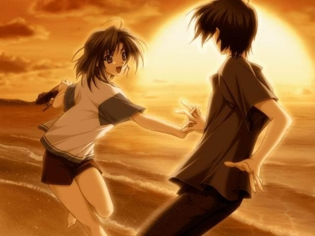 anime couples pics. anime couples dancing. kahit