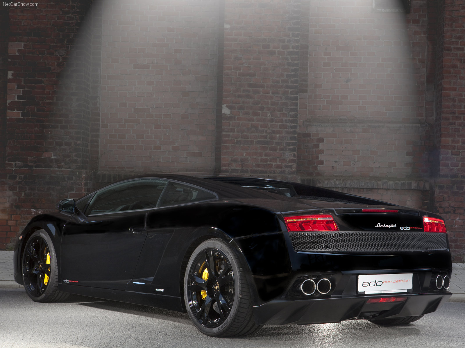 Hình ảnh siêu xe Edo Lamborghini Gallardo LP600-4 2009 & nội ngoại thất