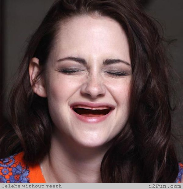 Celebs Without Teeth - Fuh Travel