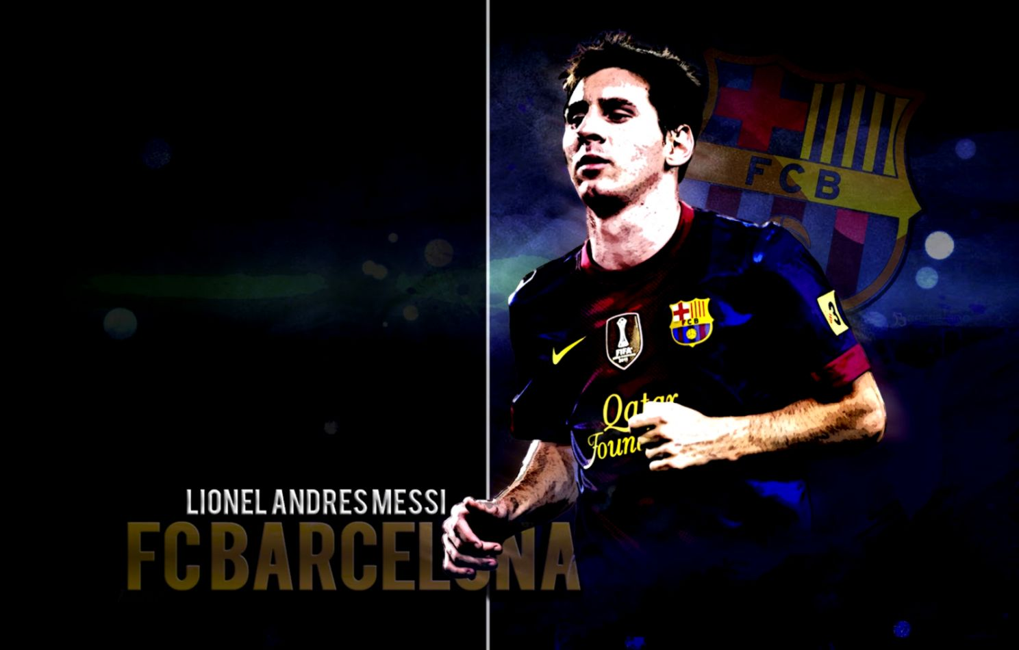 Lionel Messi 2013 Wallpaper 7000557