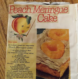 Vintage recipes from old cookbooks........