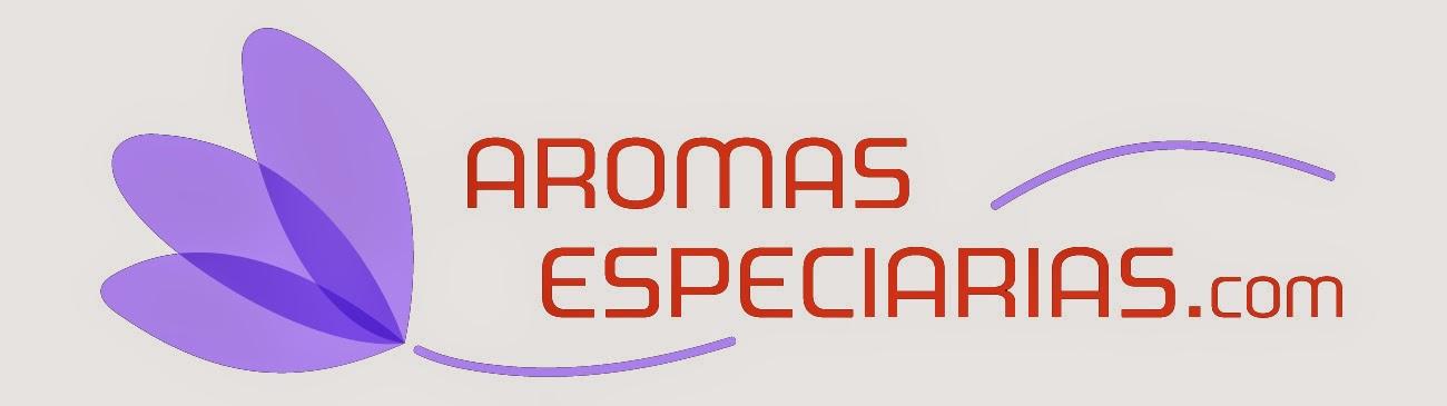 Aromas Especiarias