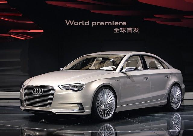 audi a3 blogspotcom. Audi A3 e-tron Concept