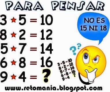 Descubre el número, Sólo para genios, Piensa rápido, Desafíos matemáticos, Retos matemáticos, Problemas matemáticos, Vuelven las clases, De regreso a clase, Retos matemáticos para el regreso a clases
