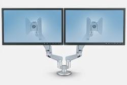 Dual Screen Monitor Mount