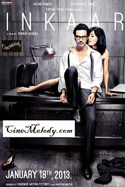 Inkaar  Hindi Mp3 Songs Free  Download  2013