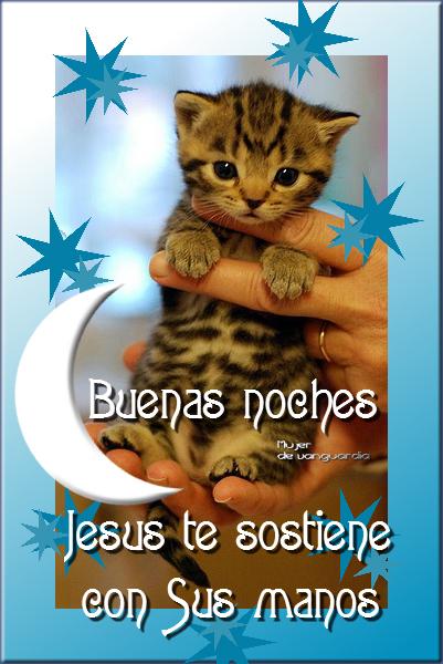 Jesus buenas noches