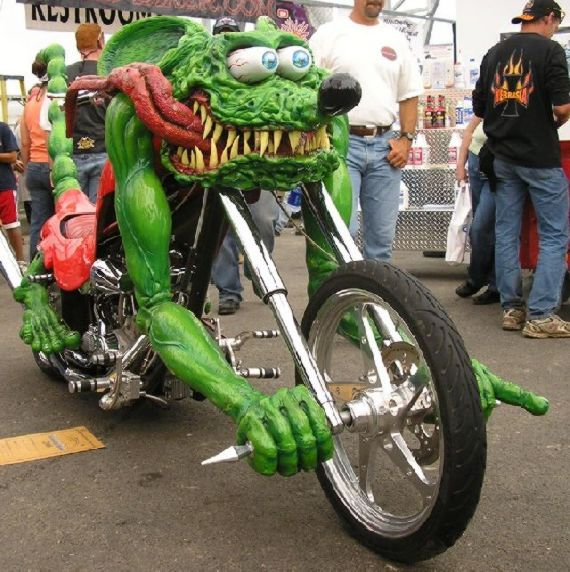 Extraordinary Bikes