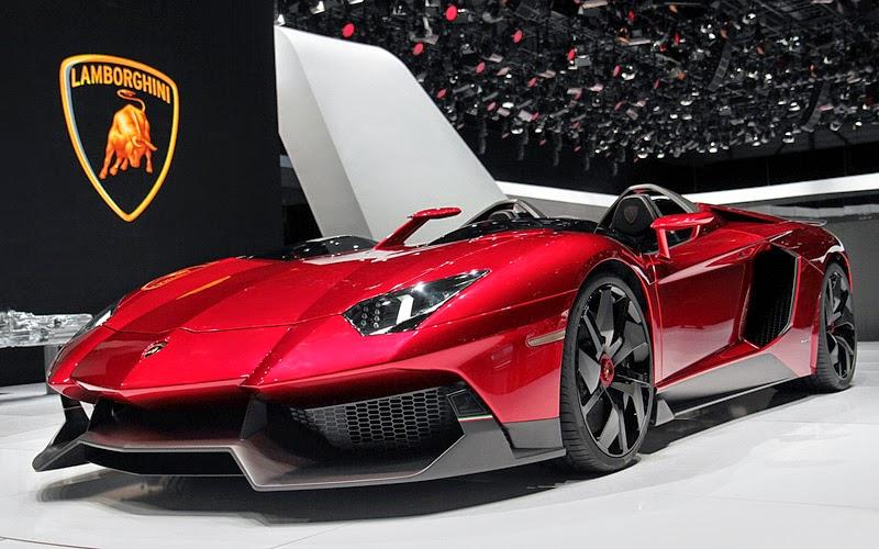Gambar Mobil Lamborghini