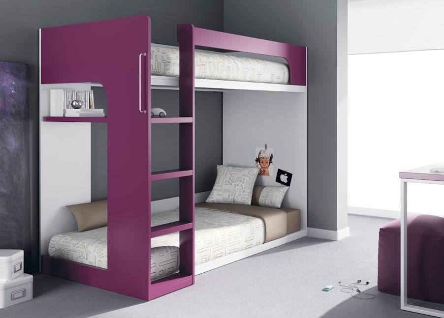 Piccolo 39 s decoraci n octubre 2012 for Habitaciones con camas altas