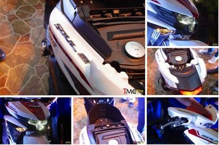 gambar Yamaha Soul GT 125