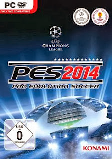 pes 2014 poster pc downlaod