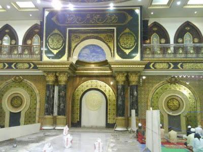 Pondok Pesantren Kyai Kholil Bangkalan Madura