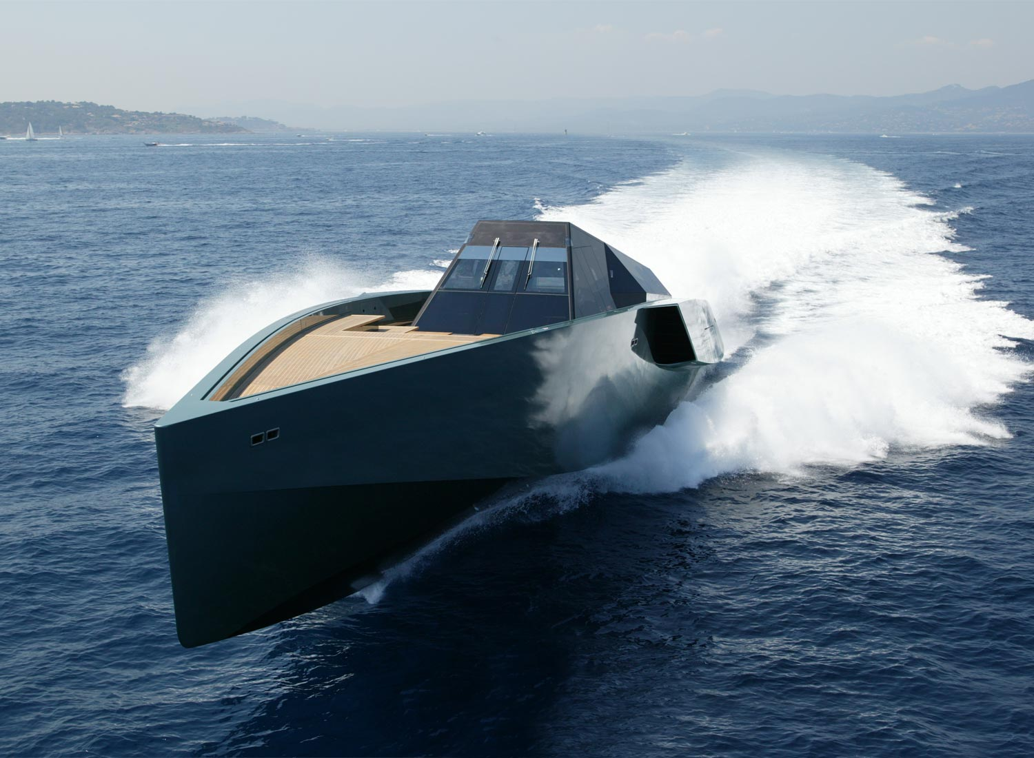 World\u0027s Fastest Motor Yacht