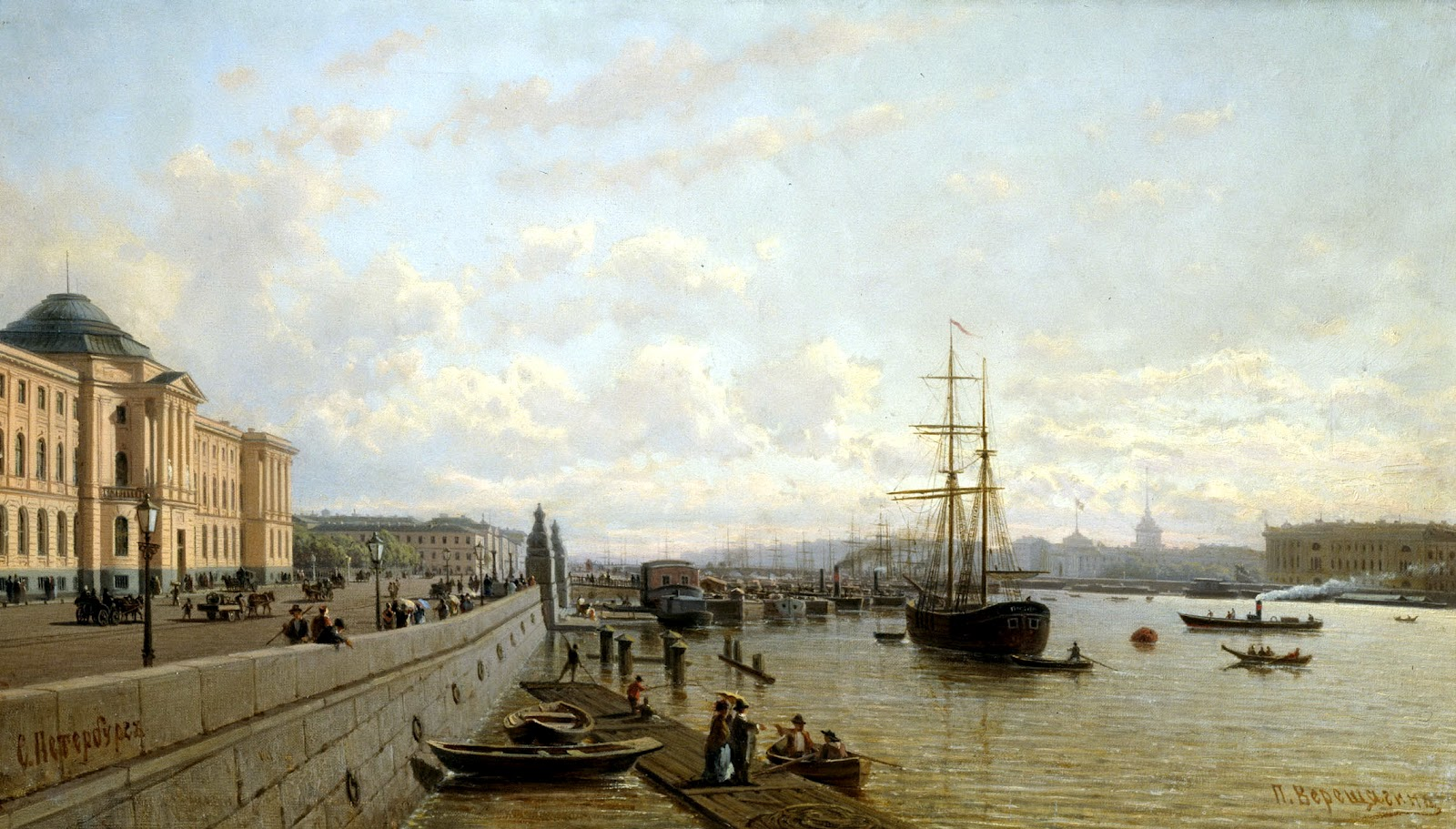 the glory of russian painting  august 2012