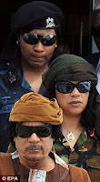 muammar algaddafi female bodyguards 22 Foto foto 40 Perawan Pengawal Pribadi Muammar Qadhafi