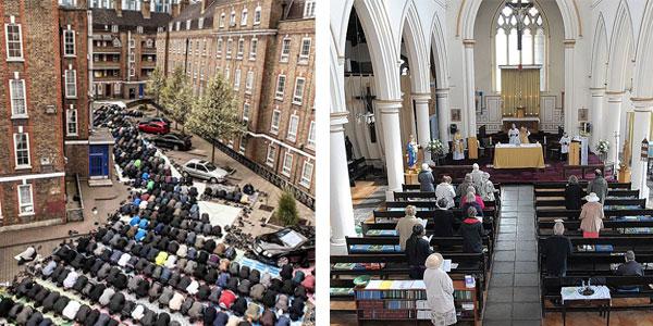 Islam Dijangka 'tawan' Britain