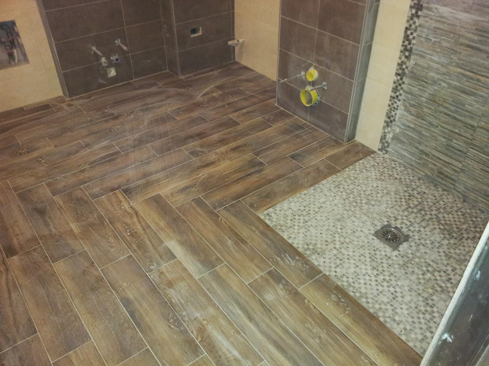 L 39 arte in casa marzo 2014 - Piatto doccia mosaico ...