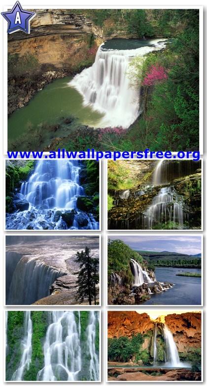 70 Beautiful Waterfalls Wallpapers 1600 X 1200