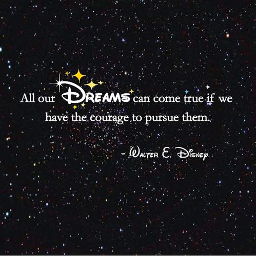 Walt Disney- My hero