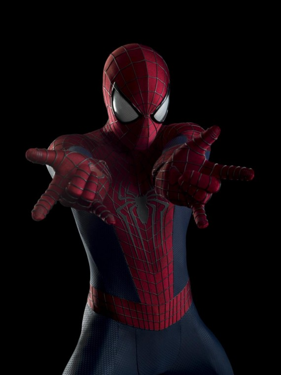 all spidey suits the amazing spider man 2 costumes. Black Bedroom Furniture Sets. Home Design Ideas