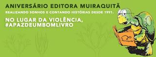 Editora Muiraquitã Festeja Jubileu de Prata