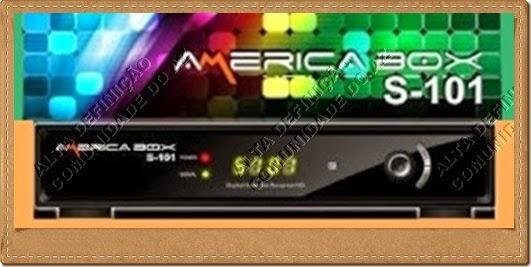 AZAMERICA BOX S101 V130 - ATUALIZAÇÃO 18/11/2013