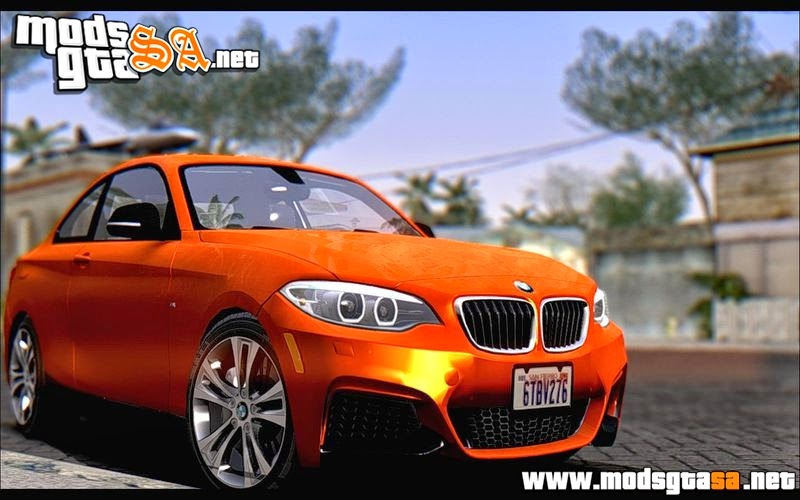 SA - BMW M235i F22 2015