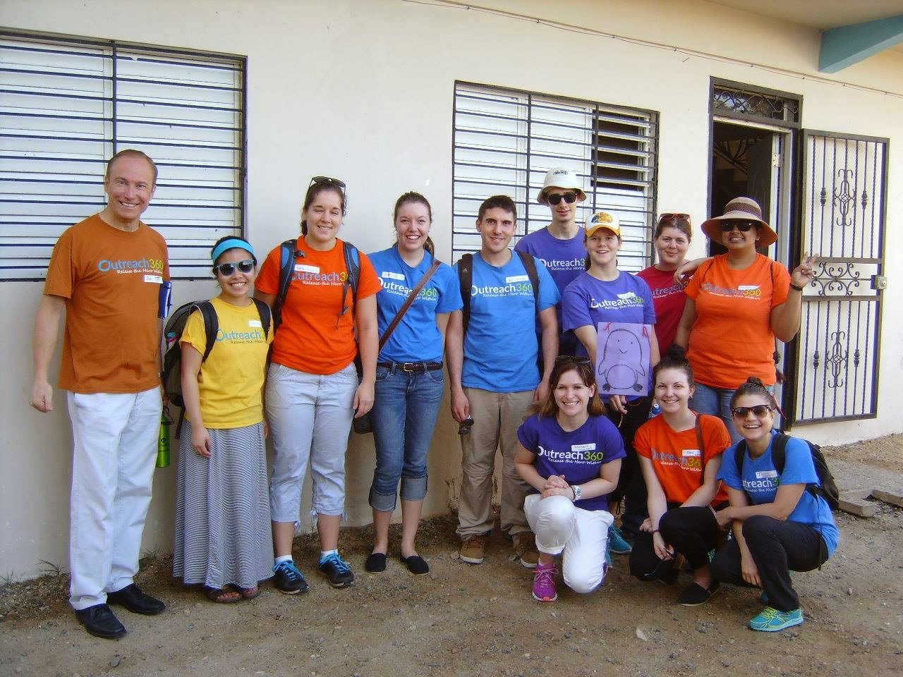 Outreach 360, Dominican Republic