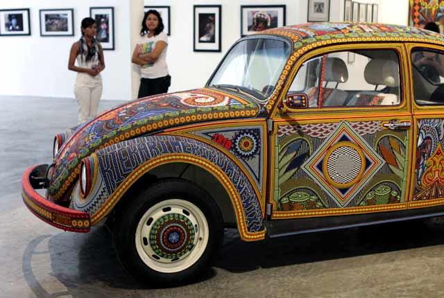 Batik VW Kodok di Meksiko Vs VW Kodok Djogja Solo   VW Purbalingga