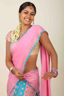 Bindhu-Madhavi-hot-actress-in-saree-1