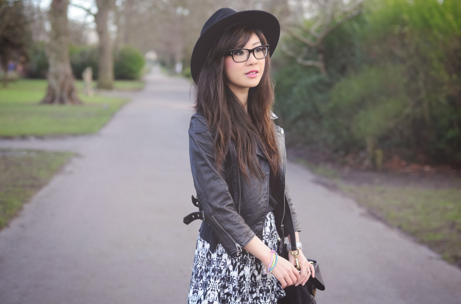 uk fashion blogger, uk style blogger, how to wear the monochrome trend