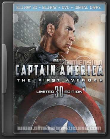 Capitan America (BRRip 3D FULL HD Inglés Subtitulada)
