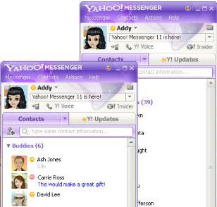 Program Klien Yahoo! Messenger