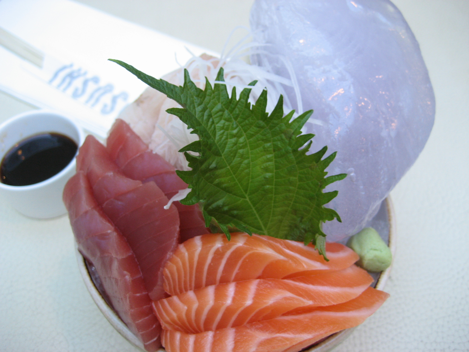 Sashimi picture Sticks and Sushi Greenwich Japanese food