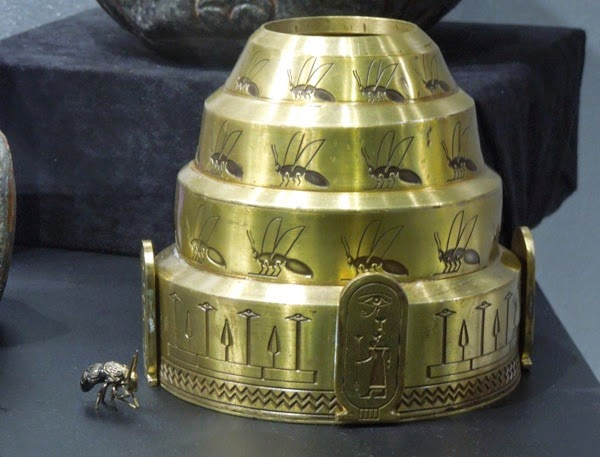 Warehouse 13 Hatshepsut's Golden Beehive prop