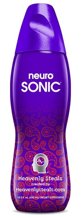 Sonic Neuro Energy Drink