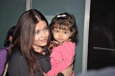Aishwarya and Aaradhya latest photo