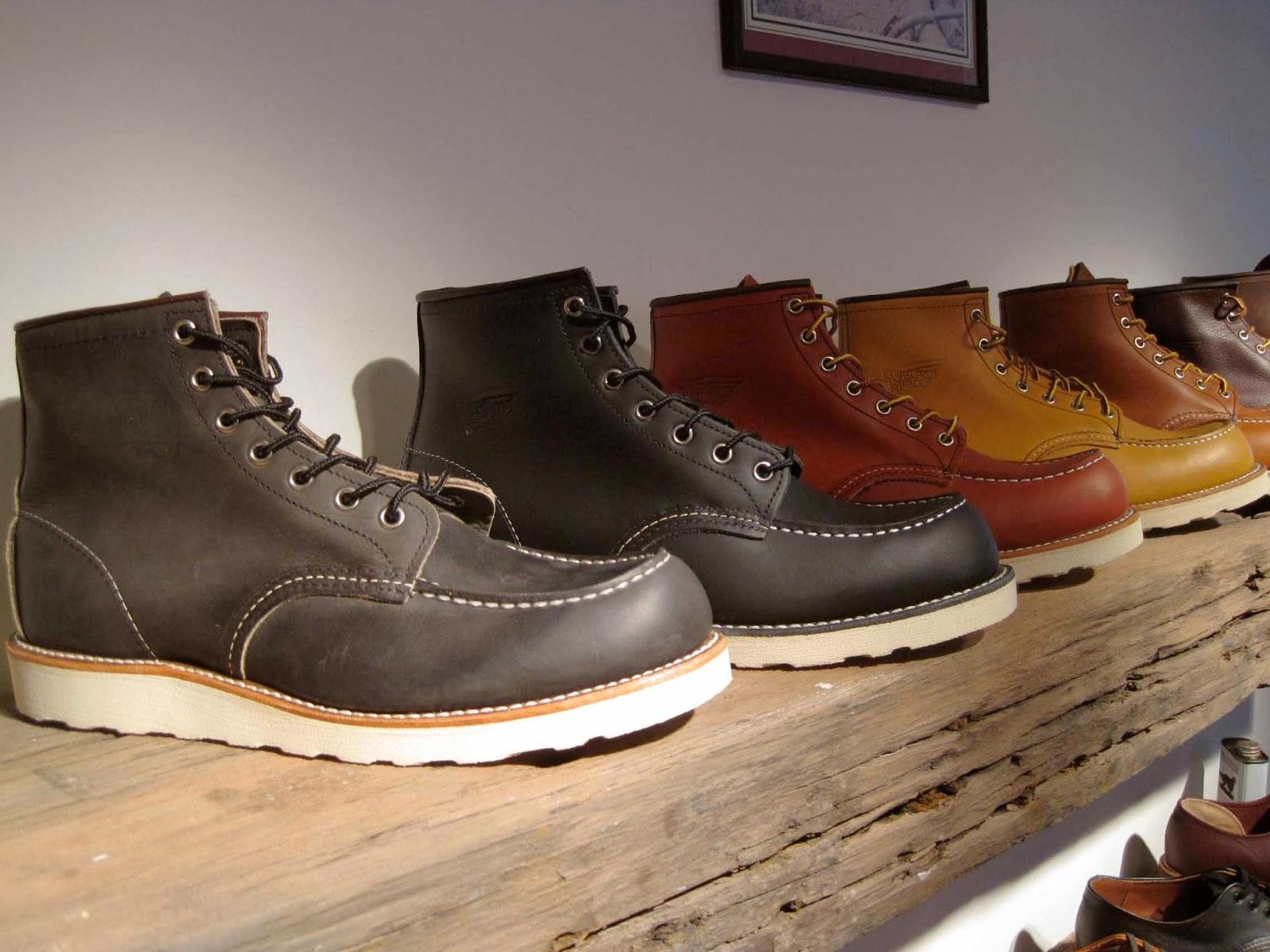 redwing boots uk