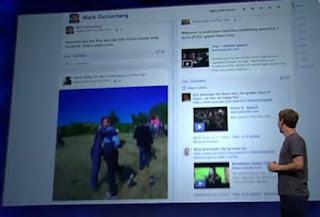 Facebook lanza nuevas aplicaciones para la Biografía