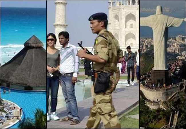 6 Negara yang paling Berbahaya Bagi Wisatawan Wanita