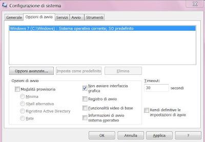 COME MIGLIORARE L'AVVIO DI WINDOWS XP