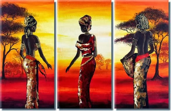 Iturria home decoraci n africana - Decoracion africana ...