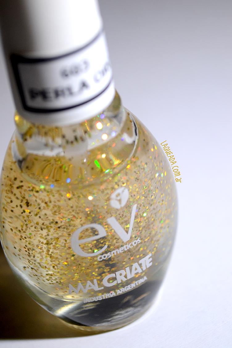 Esencia Vital - Perla Oro