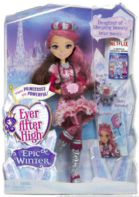 TOYS : JUGUETES - EVER AFTER HIGH  Epic Winter - Briar Beauty | Muñeca - Doll   Producto Oficial 2016 | Mattel | A partir de 6 años  Comprar en Amazon España & buy Amazon USA